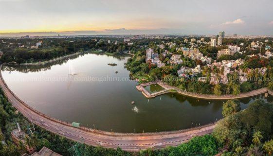 Bengaluru - Sankey Tank