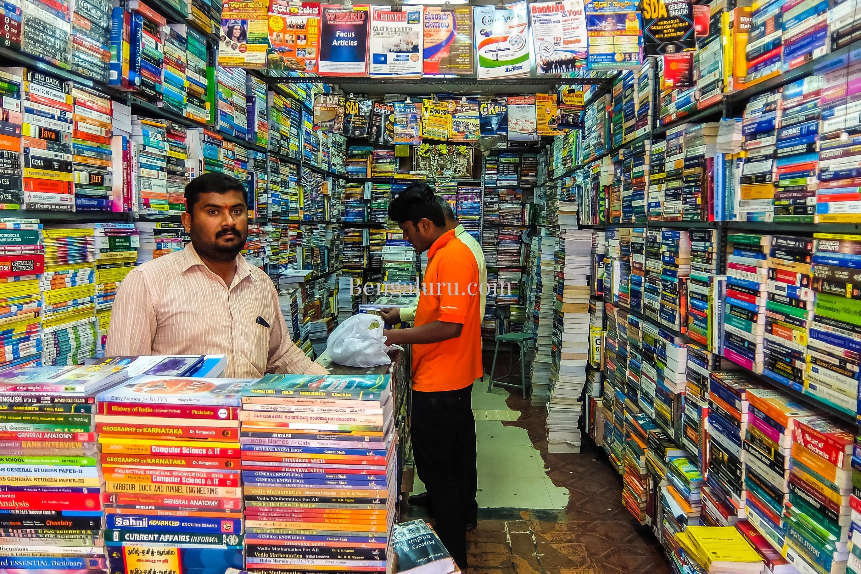 Bengaluru - Bookshop