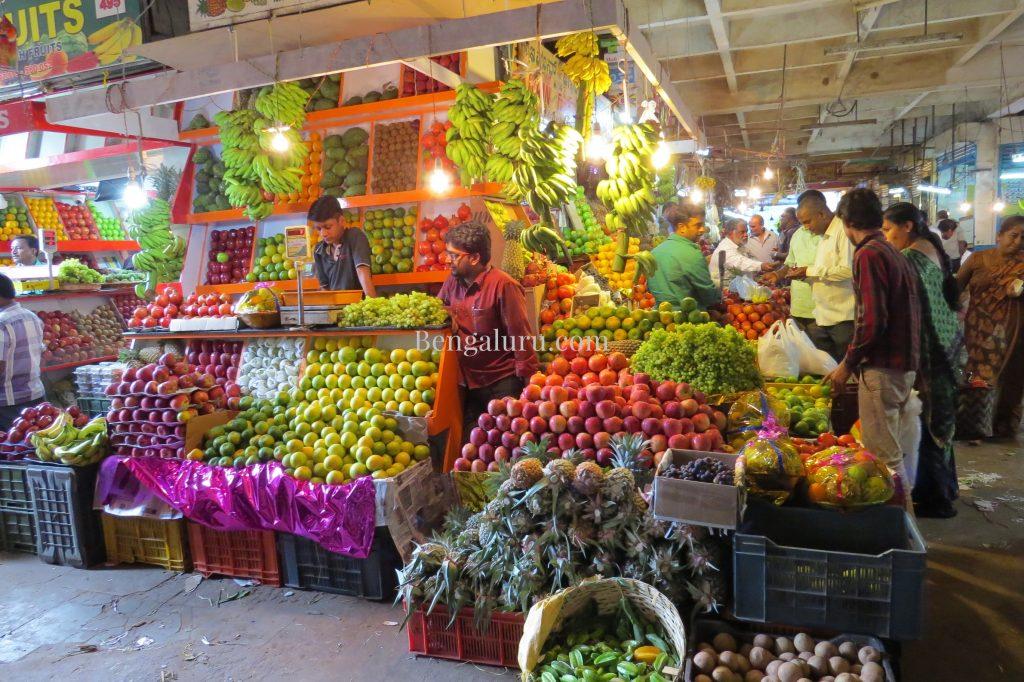 Bengaluru - Russell Market