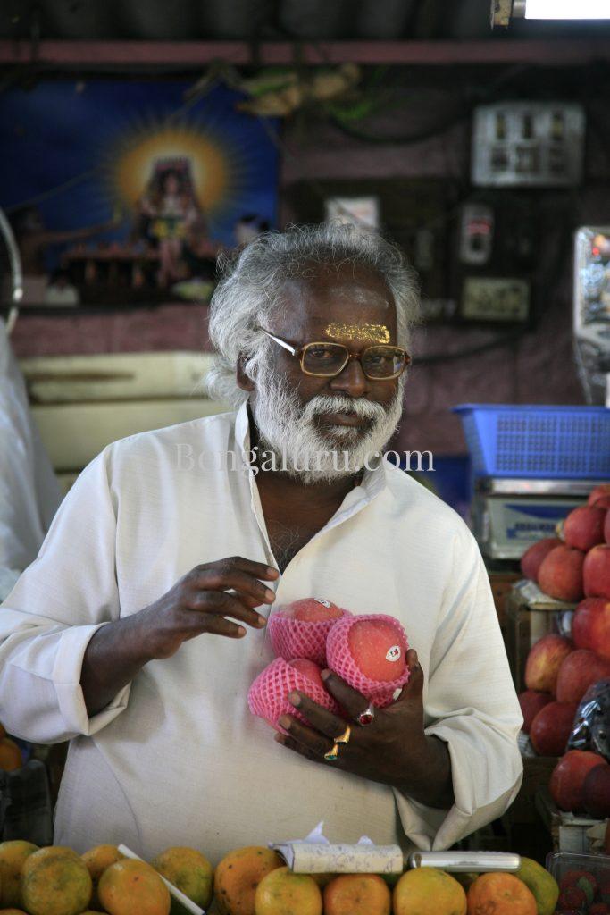 Bengaluru - Fruit market