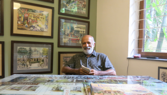 Bengaluru - Paul Fernandes Apaulogy
