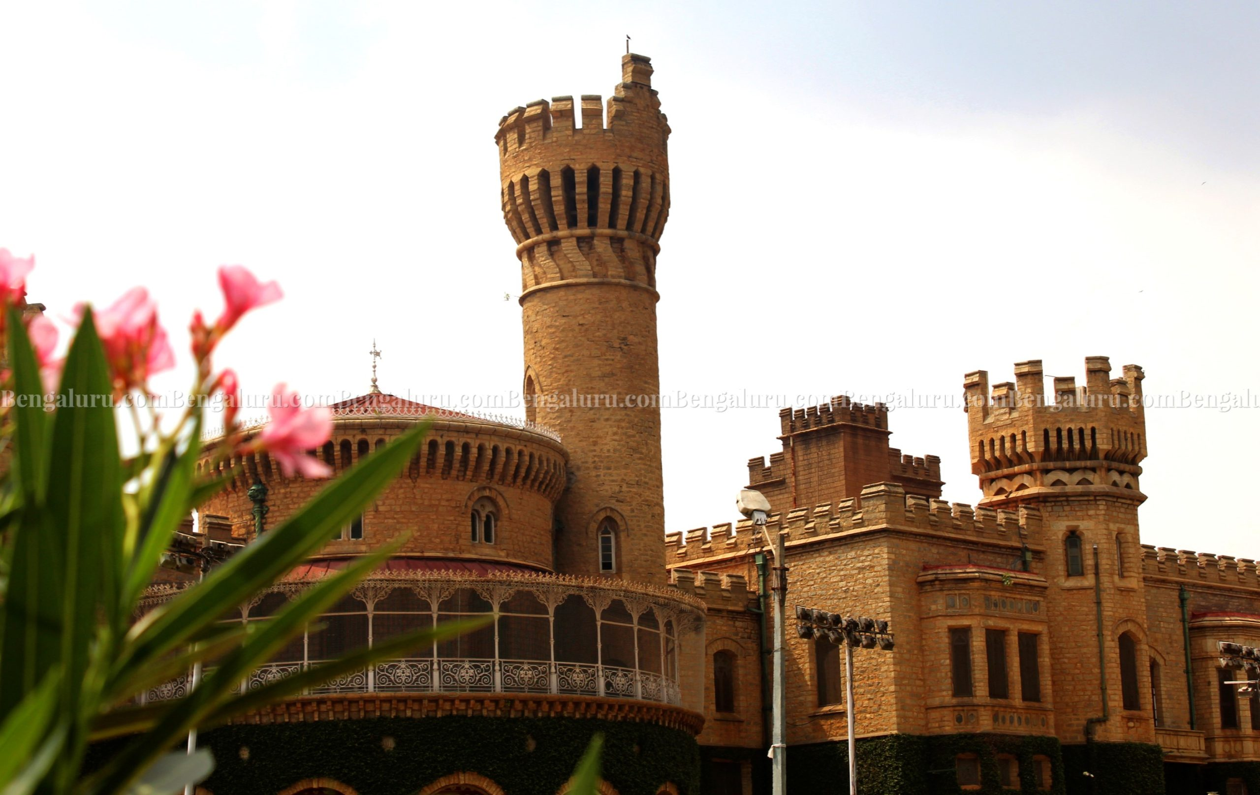 A View of the Bengaluru Palace