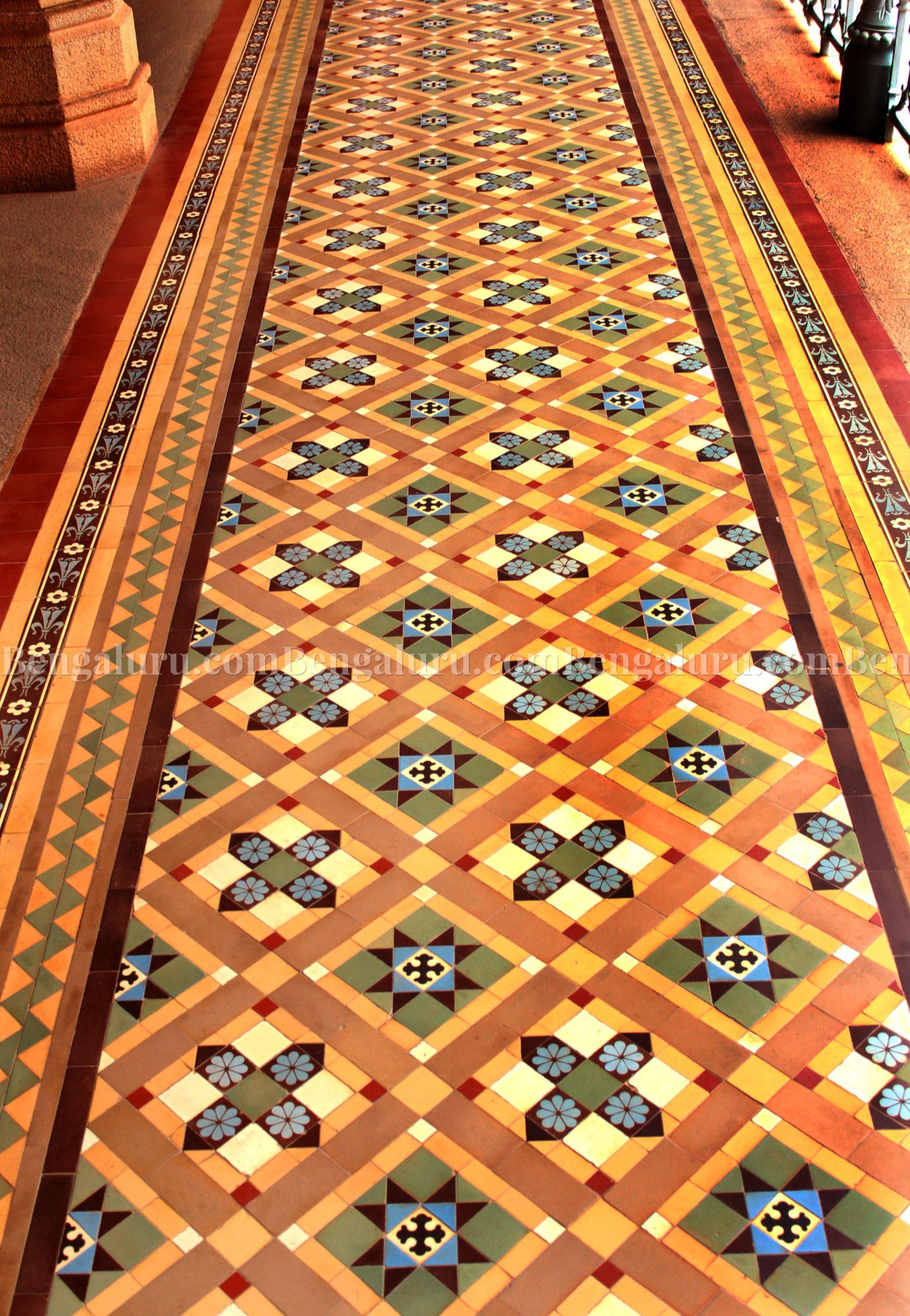 Bengaluru Palace - Carpet Designs