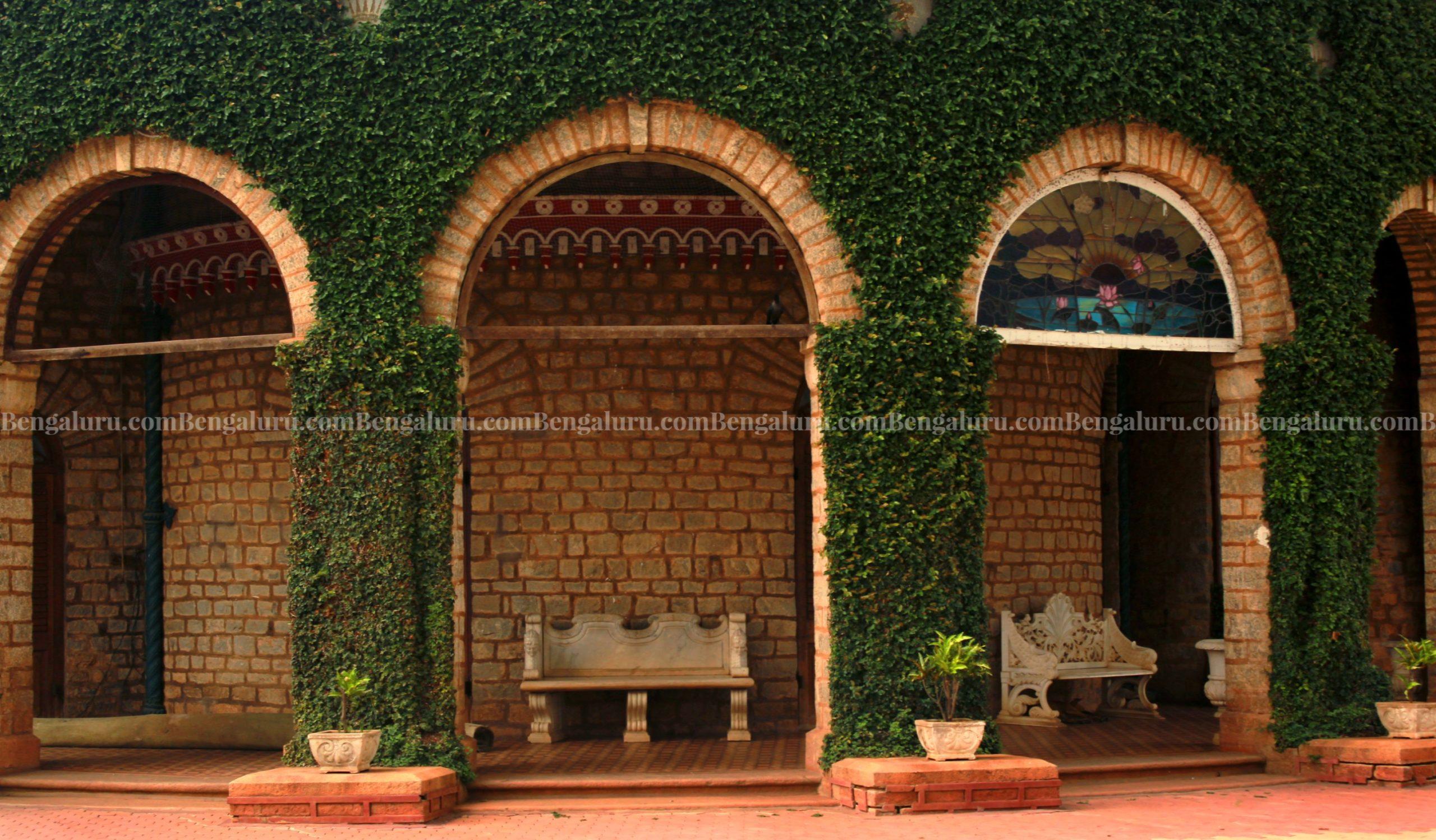 Bengaluru Palace Exterior