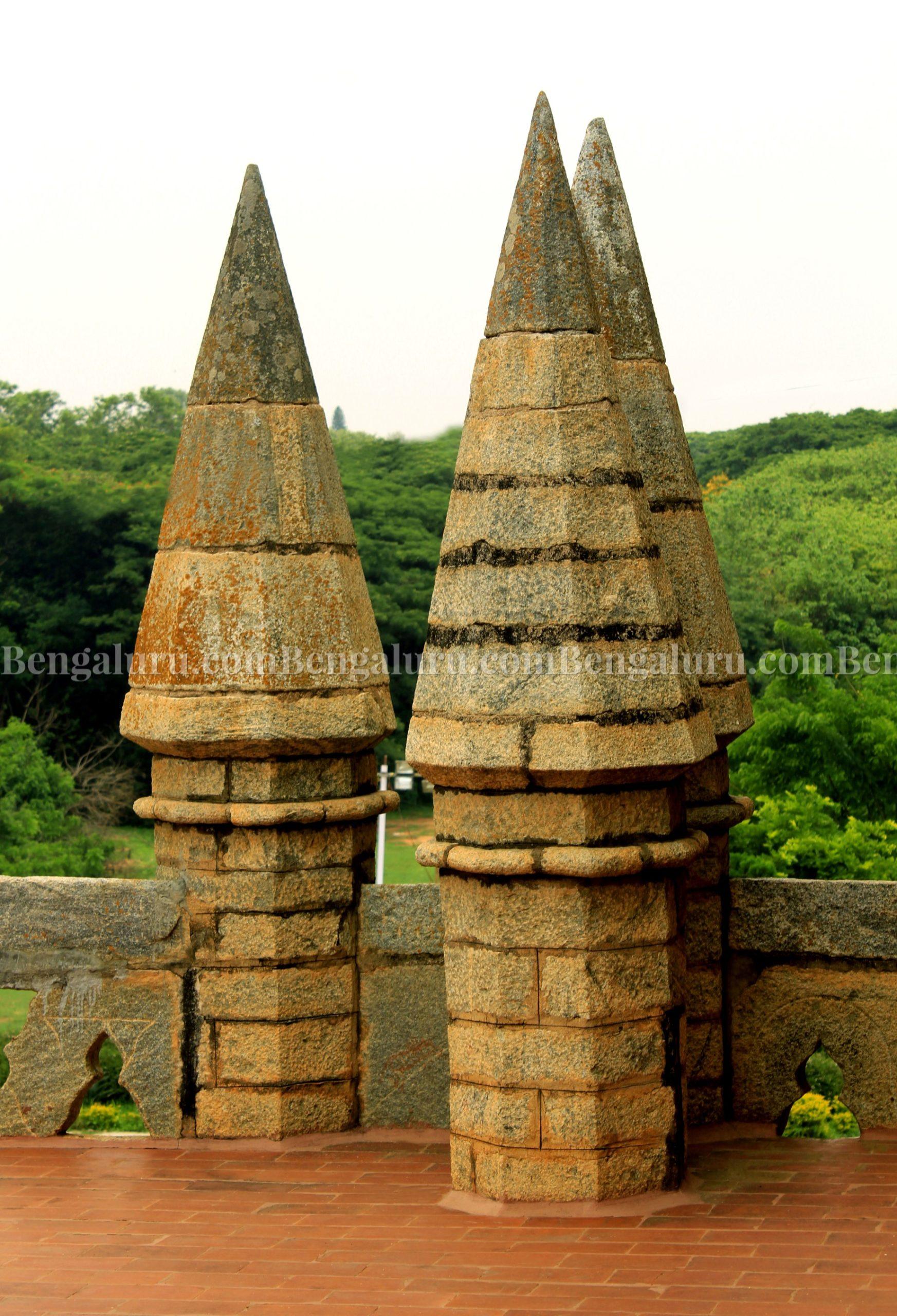 Bengaluru Palace - Geometric Turrets