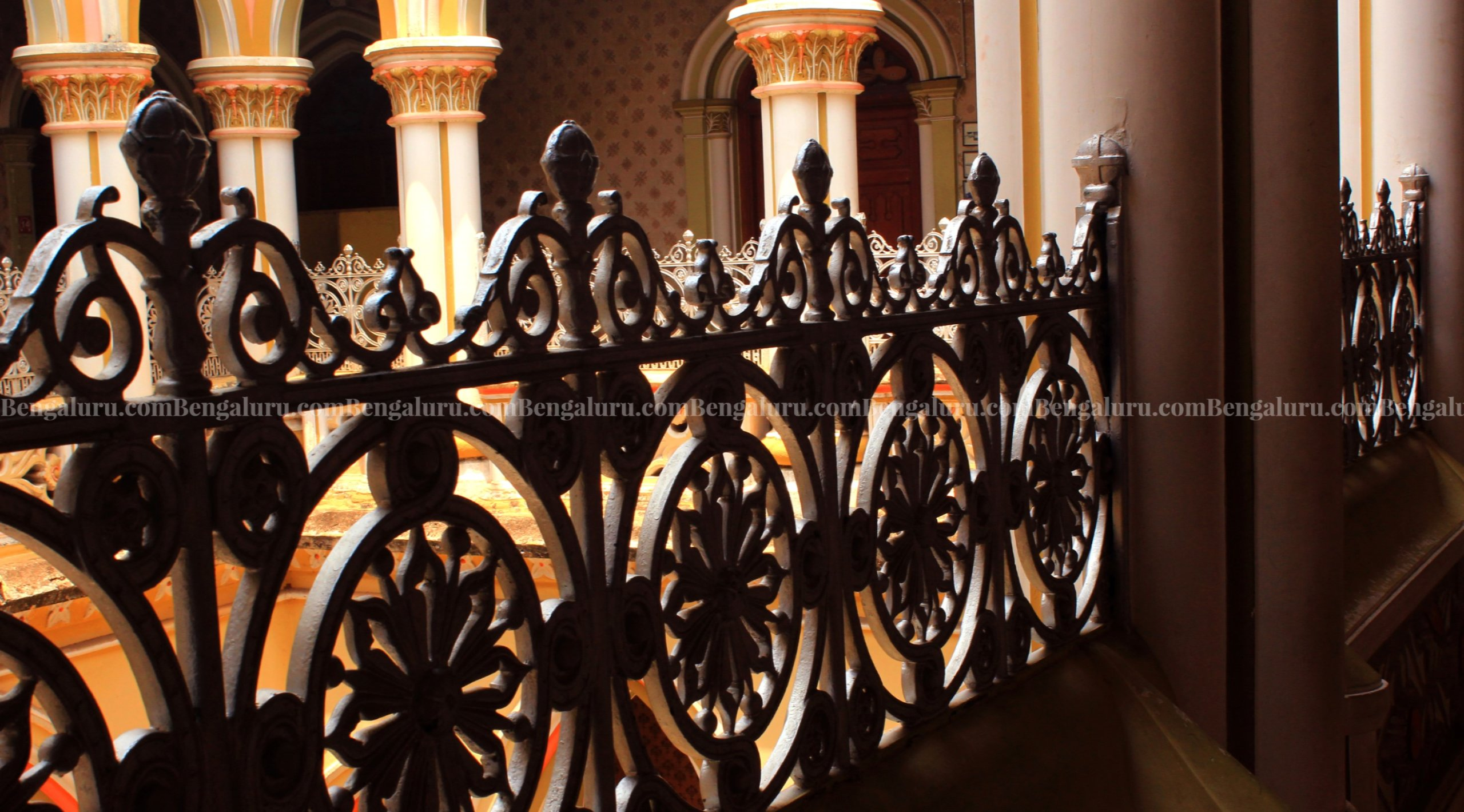 Bengaluru Palace Grill artwork