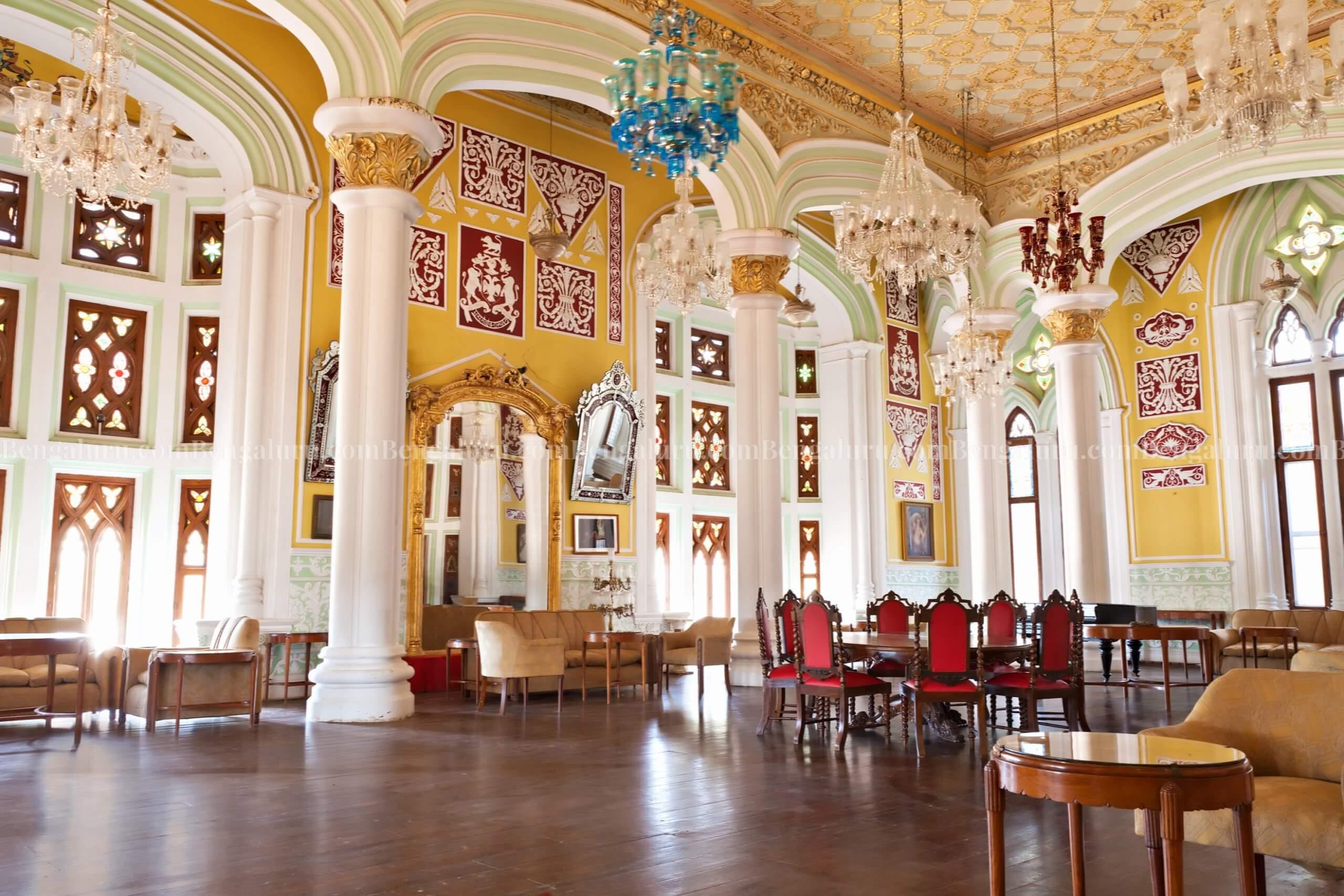 Bengaluru Palace Hall