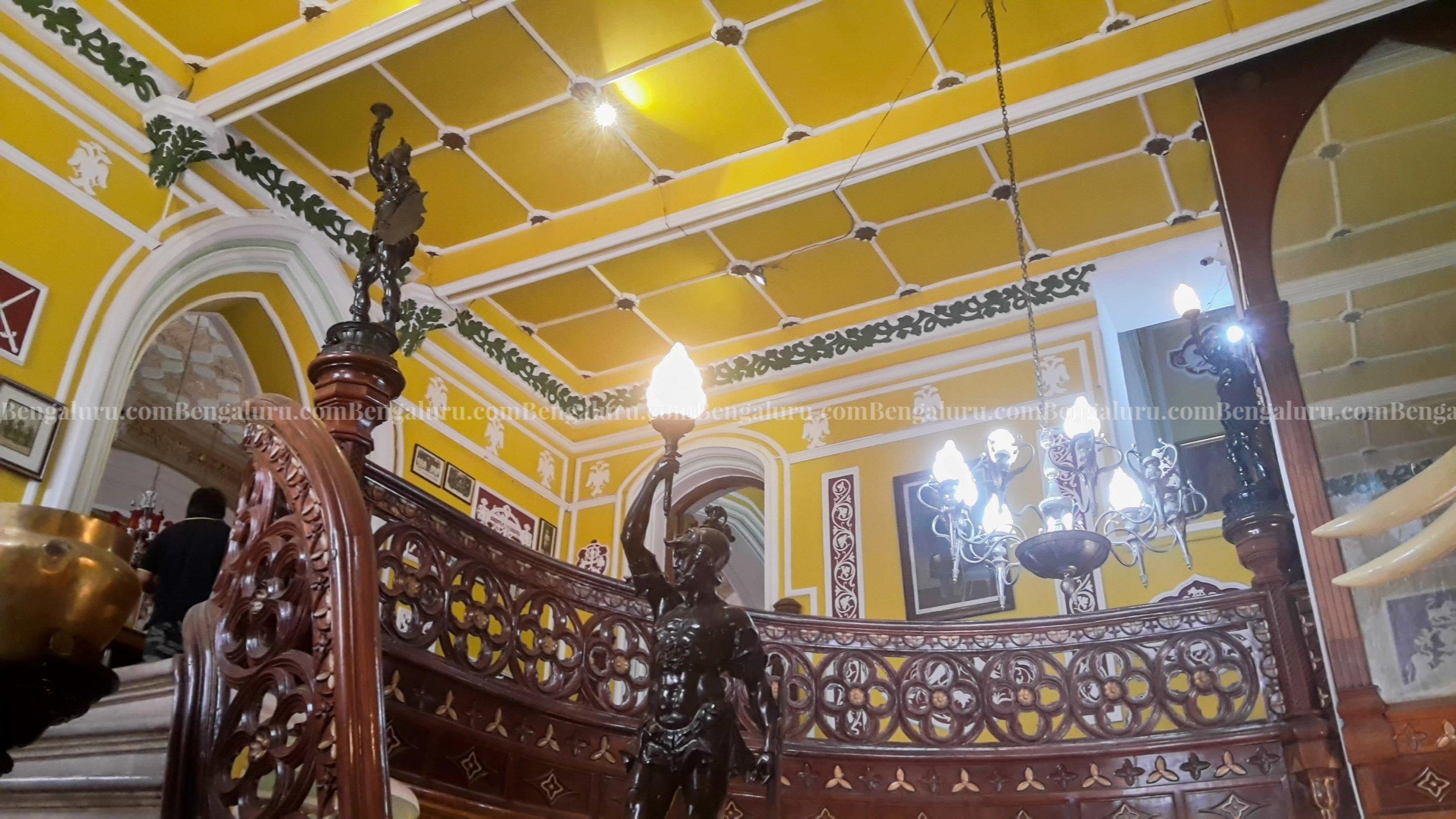 Bengaluru Palace Lighting