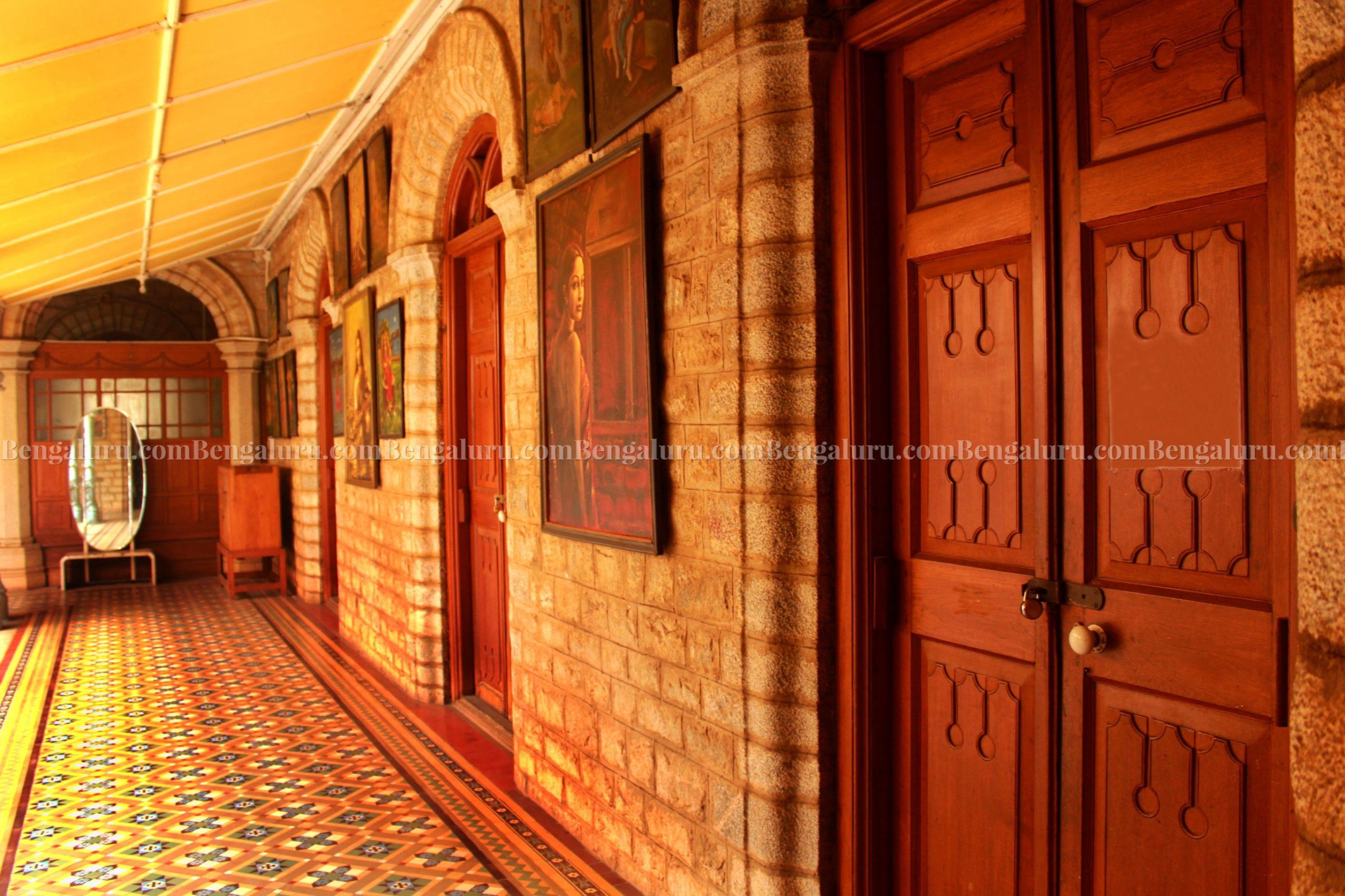 Bengaluru Palace - Wood Door Design