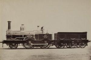 Railways in 1860s