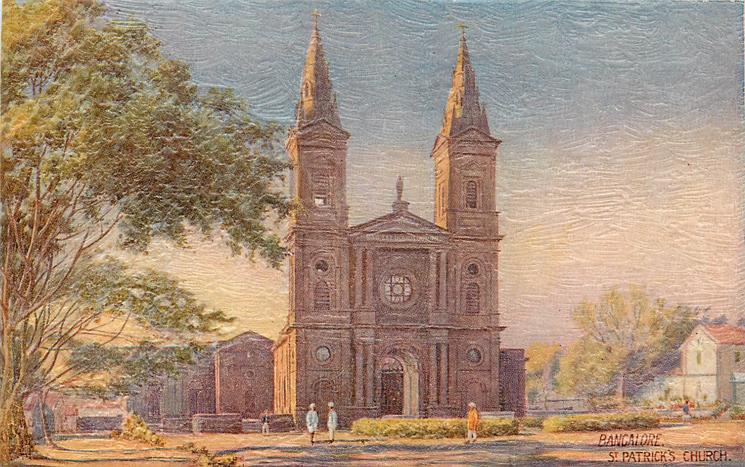 1844 AD – St Patrick's Church built