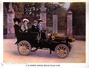 1903 AD – First motor car in Bengaluru