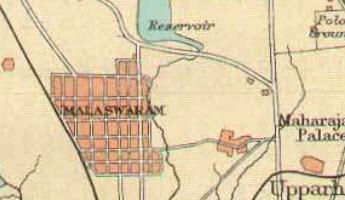 1898 AD – Basavanagudi and Malleswaram added