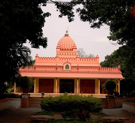 1904 AD – Ramakrishna Ashrama started
