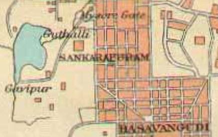 1908 AD – Shankarapuram added