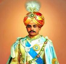 Silver Jubilee of Maharajah's Rule