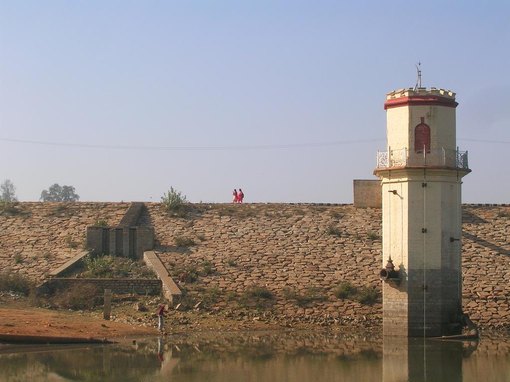 Hessarghatta water supply