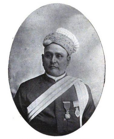Dewan VP Madhava Rao