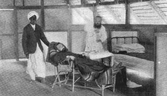 Lockdown 1898